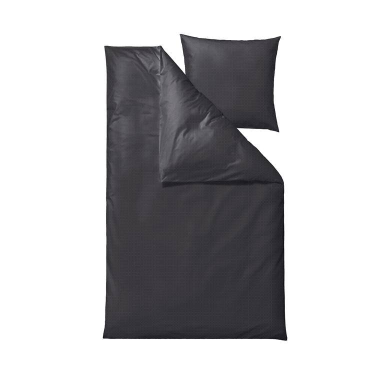 SÖDAHL Edge sengetøj 140x220 cm mørk grå