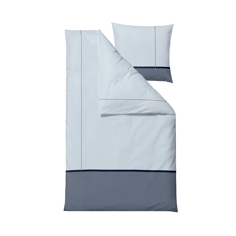 SÖDAHL Connect sengetøj 140x200 cm blå