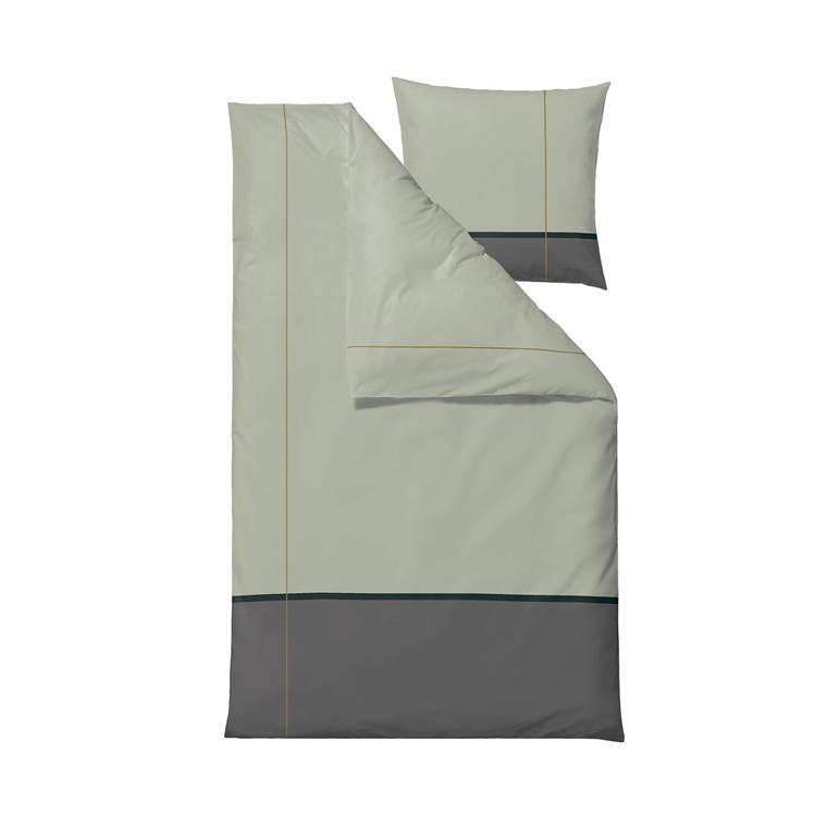 SÖDAHL Connect sengetøj 140x200 cm grøn