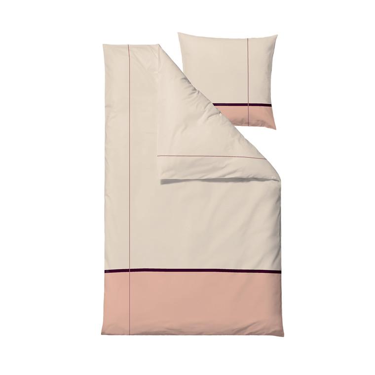 SÖDAHL Connect sengetøj 140x220 cm pudder