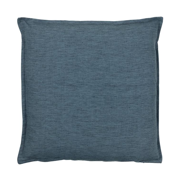 Södahl Basic Melange pude 45 X 45 cm china blue