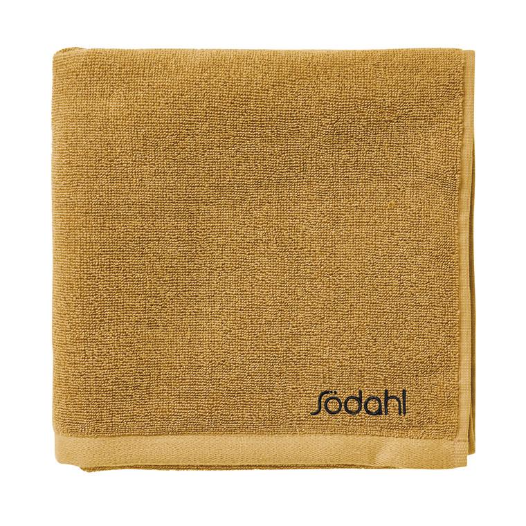 SÖDAHL Fragment håndklæde 50x100 cm gold