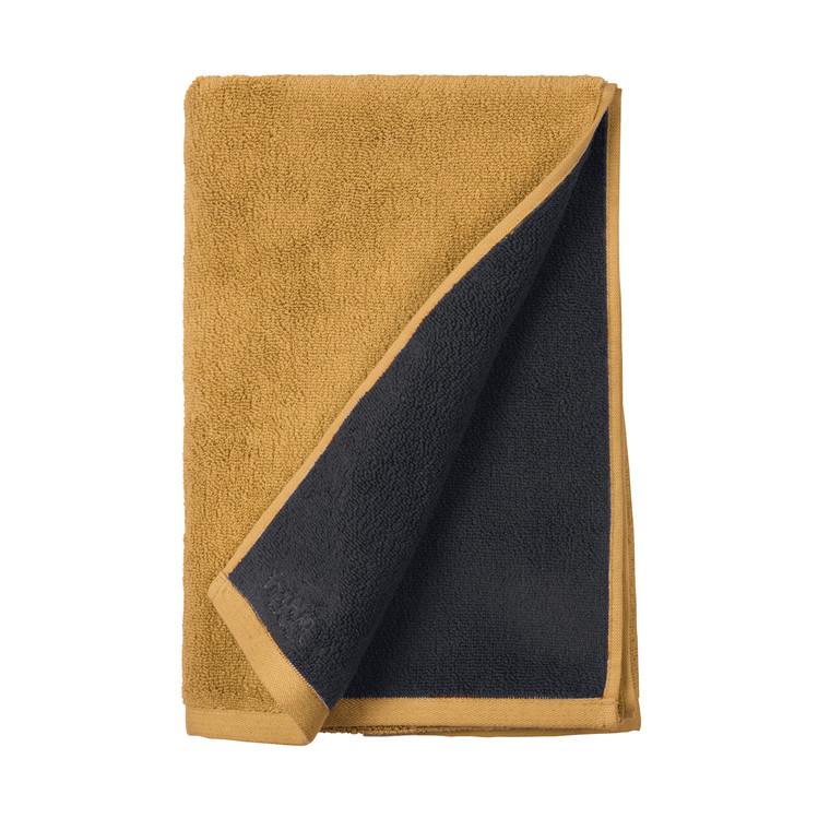 SÖDAHL Fragment håndklæde 70x140 cm gold