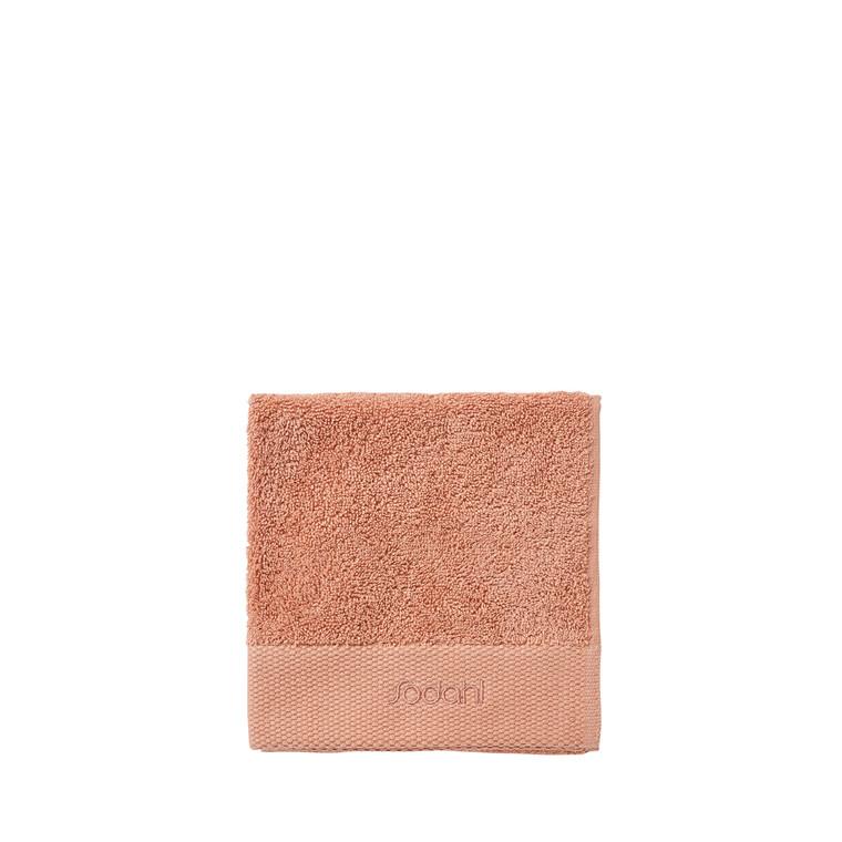 SÖDAHL Håndklæde 40x60 Comfort terracotta