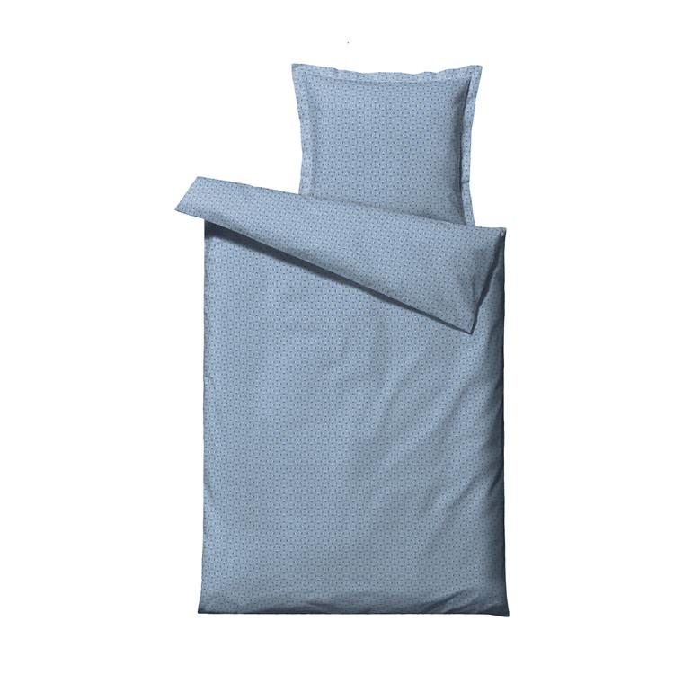 SÖDAHL Chic sengetøj 140x220 cm sky blue