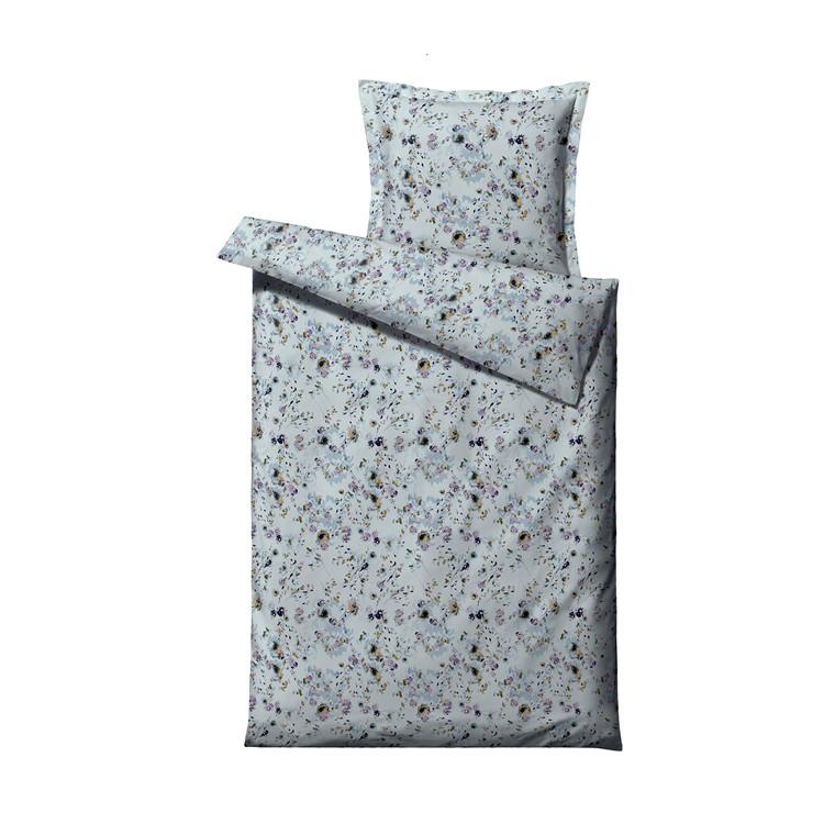 SÖDAHL Painterly sengetøj 140x220 cm linen blue