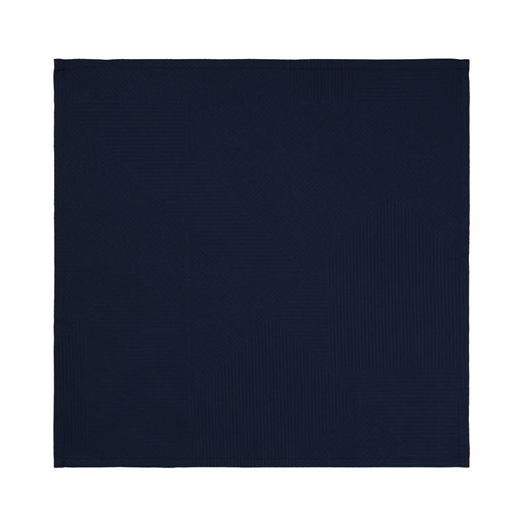 SÖDAHL Complex mundserviet 4-pak indigo