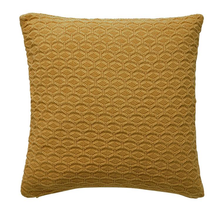 SÖDAHL Pude 50x50 Deco knit golden