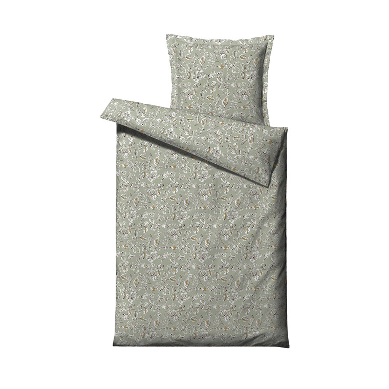 SÖDAHL Daydream sengetøj 140x200 cm tea green