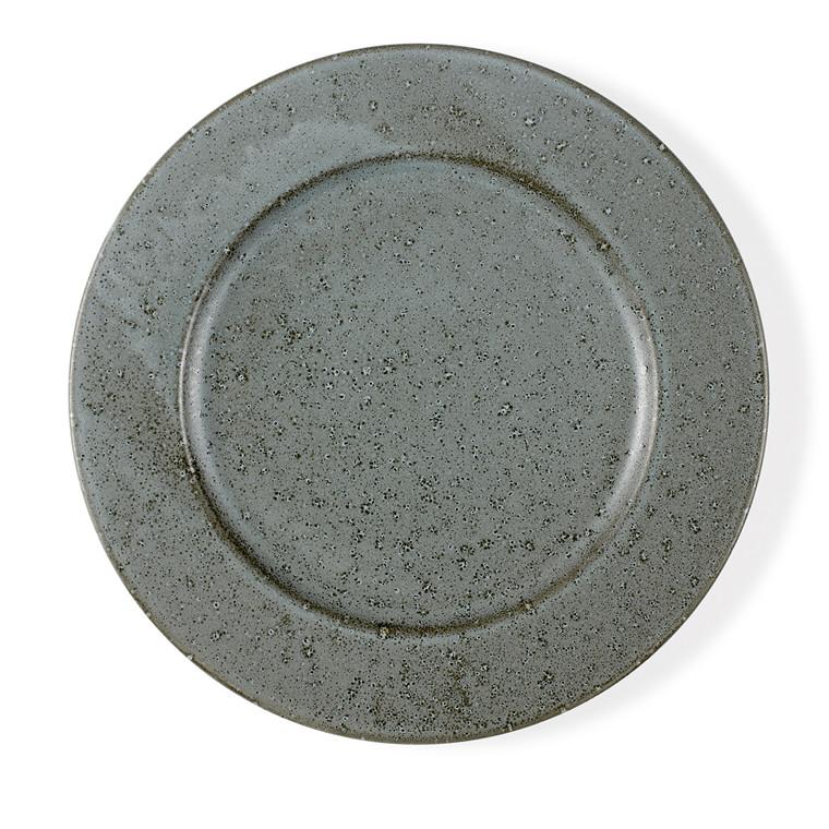 Bitz tallerken 27 cm grå stentøj