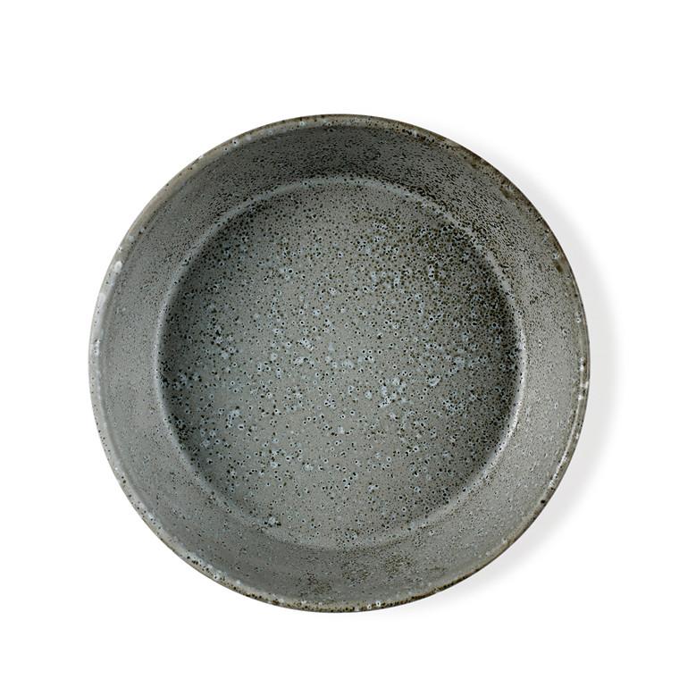 BITZ Suppeskål Ø 18 cm grå stentøj