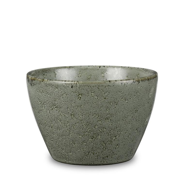 BITZ skyrskål Ø 13 cm grøn stentøj