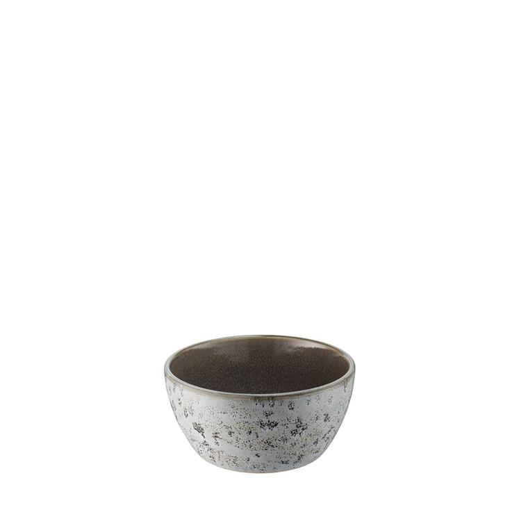 BITZ Skål 6x12 cm grå/grå