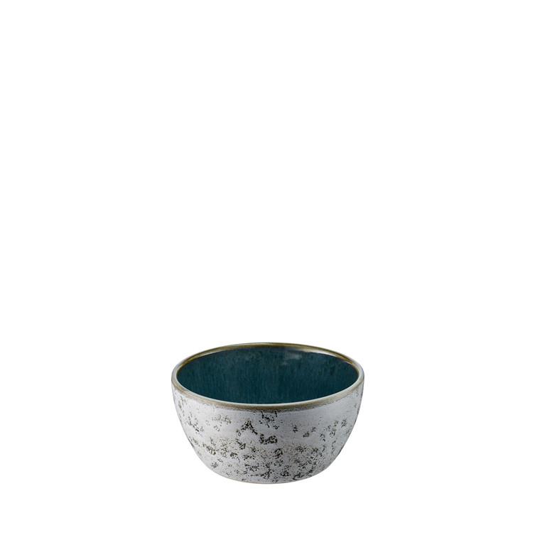 BITZ Skål 6x12cm grå/grøn