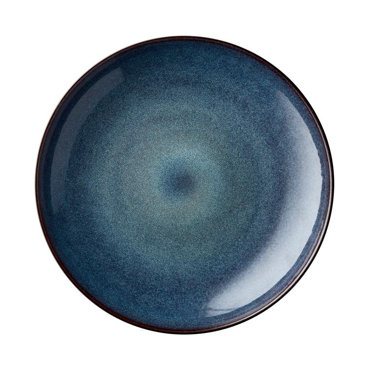BITZ Fad Ø 40 cm sort/mørkeblå