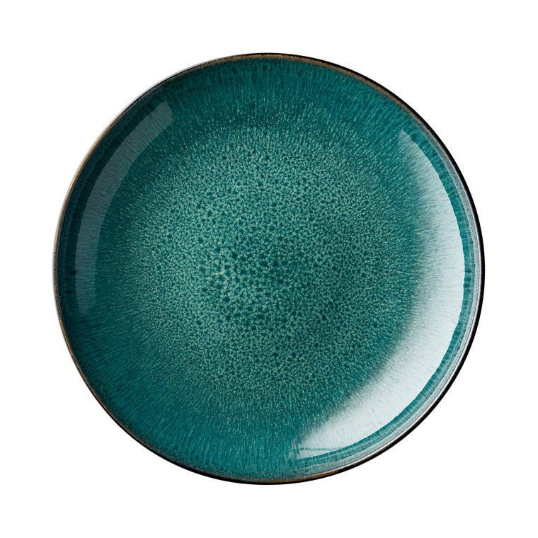 BITZ Fad Ø 40 cm sort/grøn