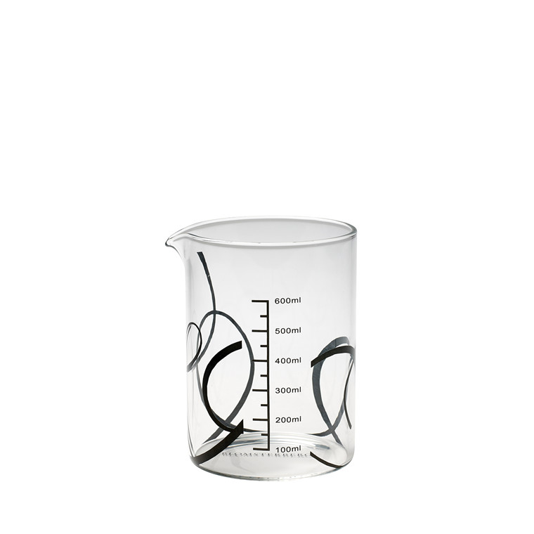 BLOMSTERBERG målekande Ø 10,4 cm 600 ml