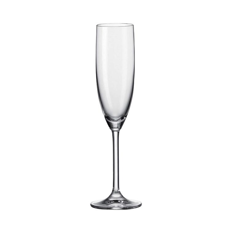 LEONARDO Daily champagneglas 20 cl 6 stk.