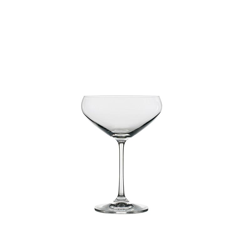 LYNGBY Juvel champagneskåle 34 cl 4 stk.