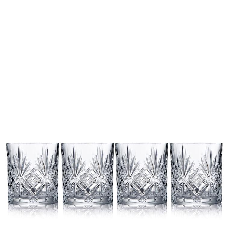 LYNGBY Melodia shotglas 5cl 4stk