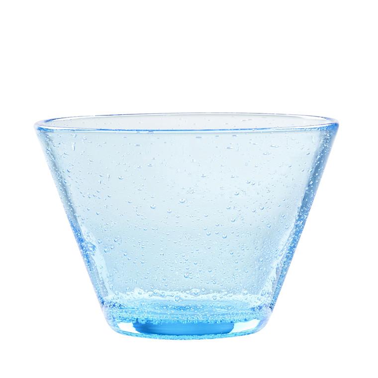 LYNGBY Skål Bobler 6,0 cm 2 stk. blå