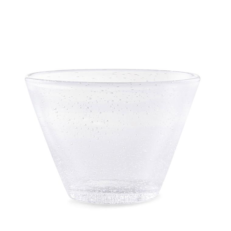 LYNGBY Skål Bobler 6,0 cm 2 stk. klar/hvid