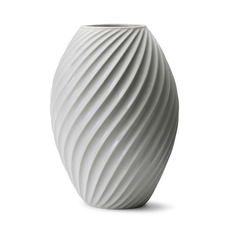 MORSØ Vase River 26 cm hvid