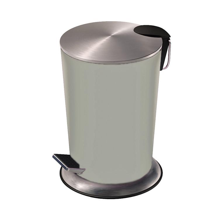 SÖDAHL Touch toiletspand grå