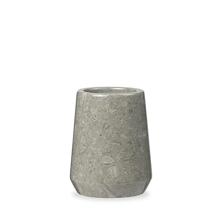 Södahl Marble tandkrus grå