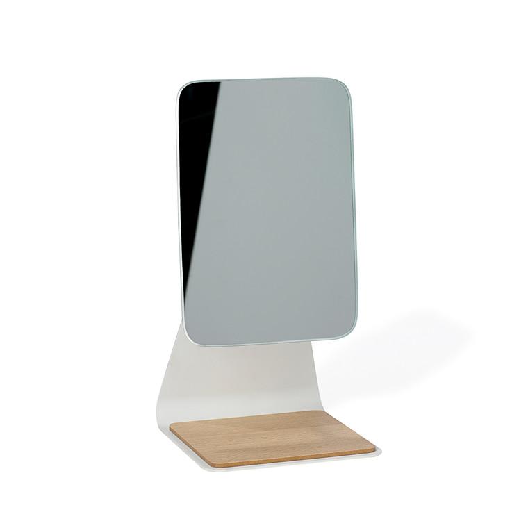 Södahl Room spejl med vippefunktion hvid