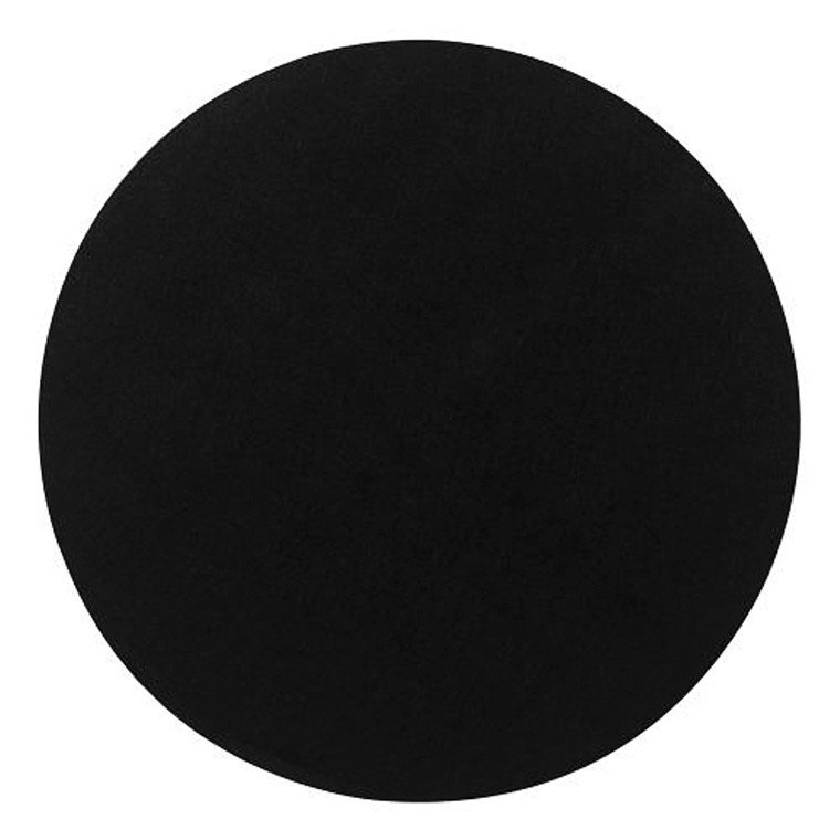 Södahl Multi dækkeserviet Ø 35 cm sort