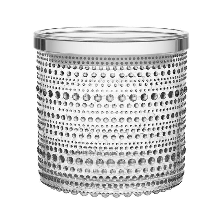 Iittala Kastehelmi krukke 11,4 cm klar