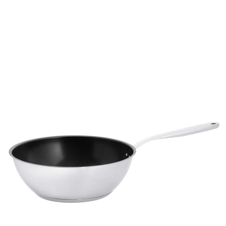 RAADVAD All Steel wok uden låg 28 cm