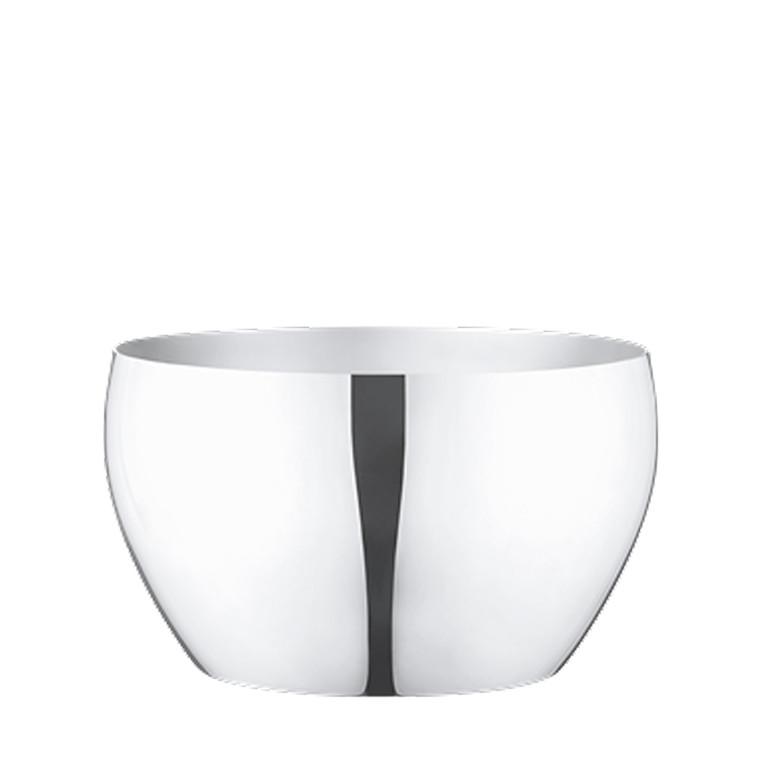 GEORG JENSEN Cafu skål rustfrit stål H 11,2 cm