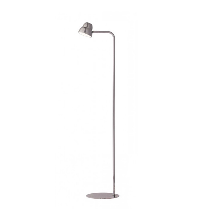 HERSTAL Fico gulvlampe krom LED