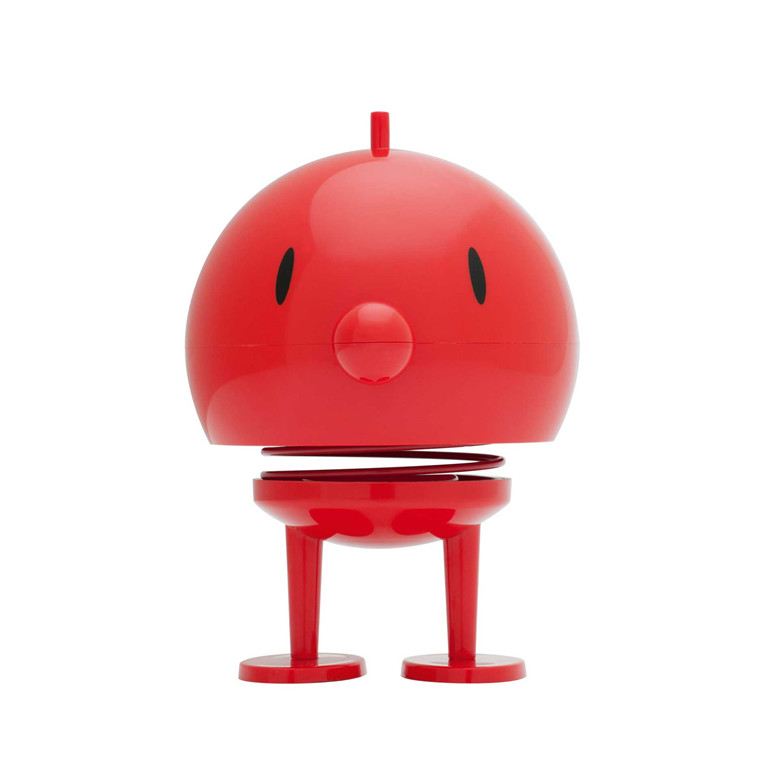 HOPTIMIST Bumble stor rød
