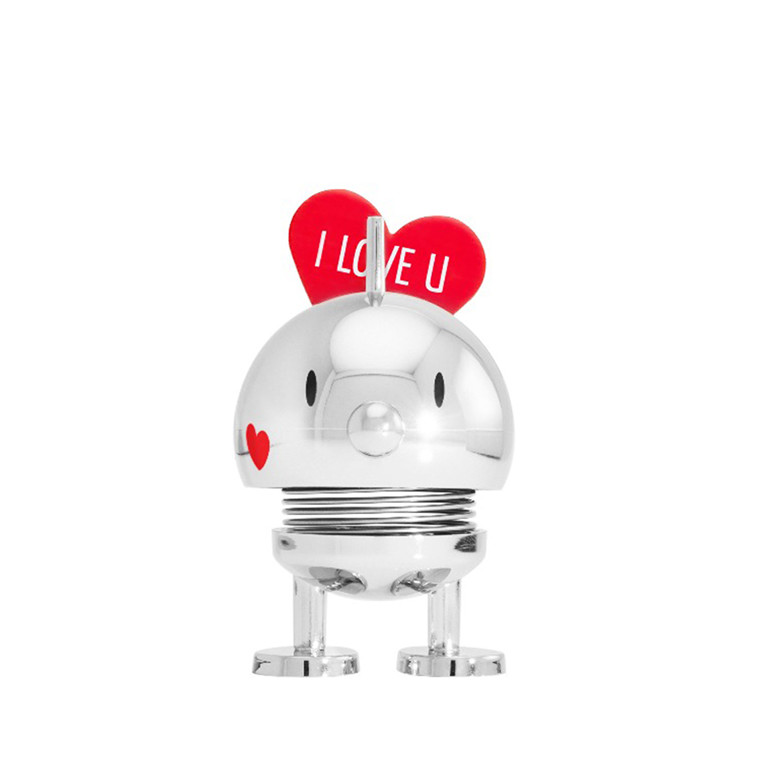 Hoptimist Baby Bumble LOVE - Chrome
