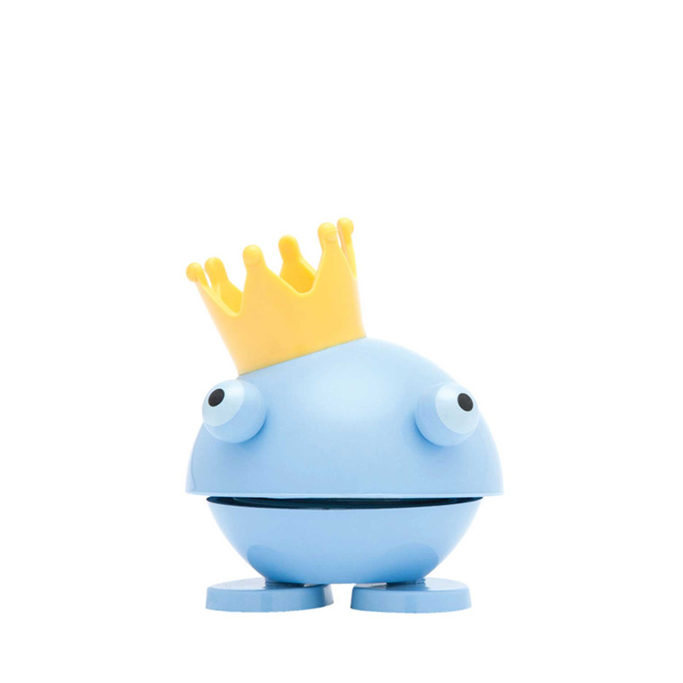 HOPTIMIST Baby Prins Kvak lyseblå