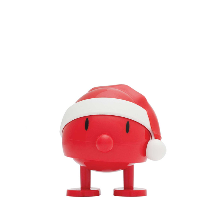 HOPTIMIST Baby Santa Claus Bumble rød