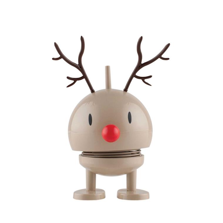 HOPTIMIST Rudolf Baby Bumble brun
