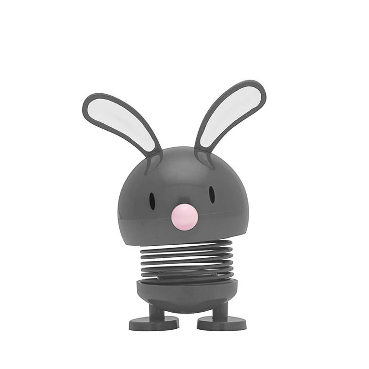 HOPTIMIST Bunny Baby Bimble grå
