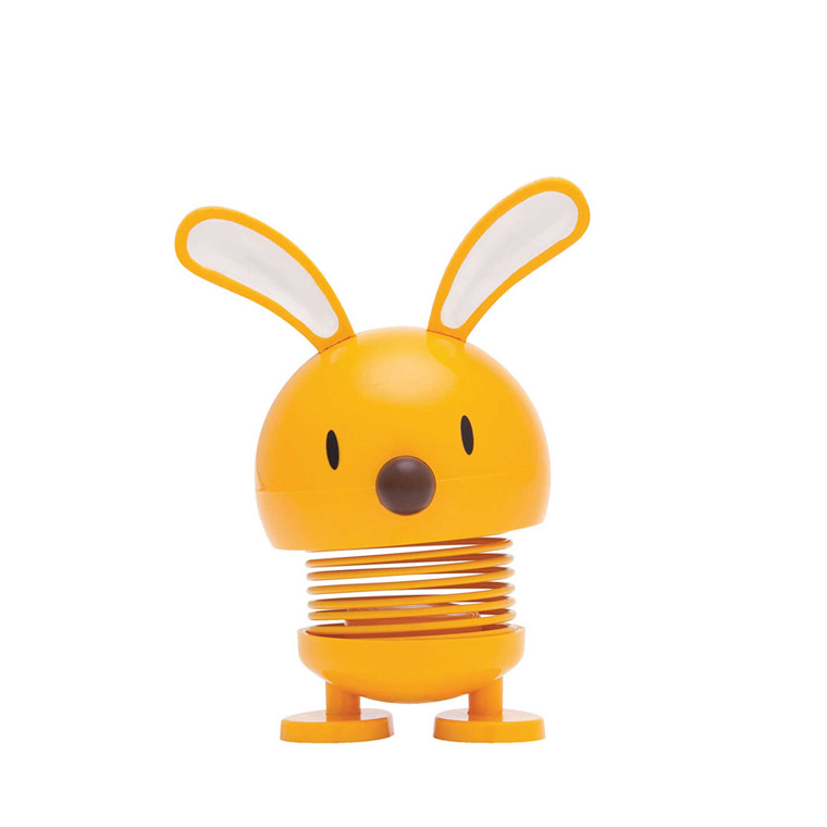 HOPTIMIST Bunny Baby Bimble gul