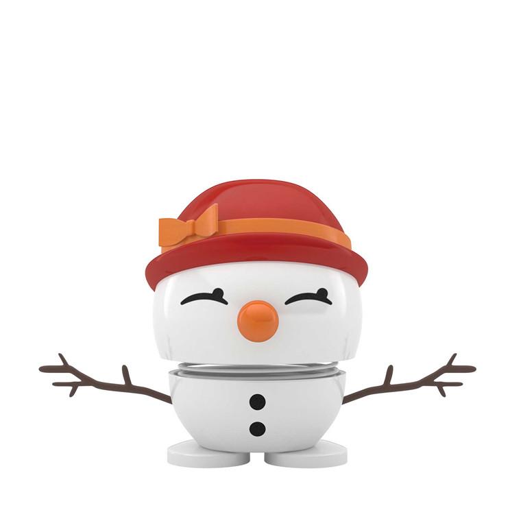 HOPTIMIST Mrs. Snowman