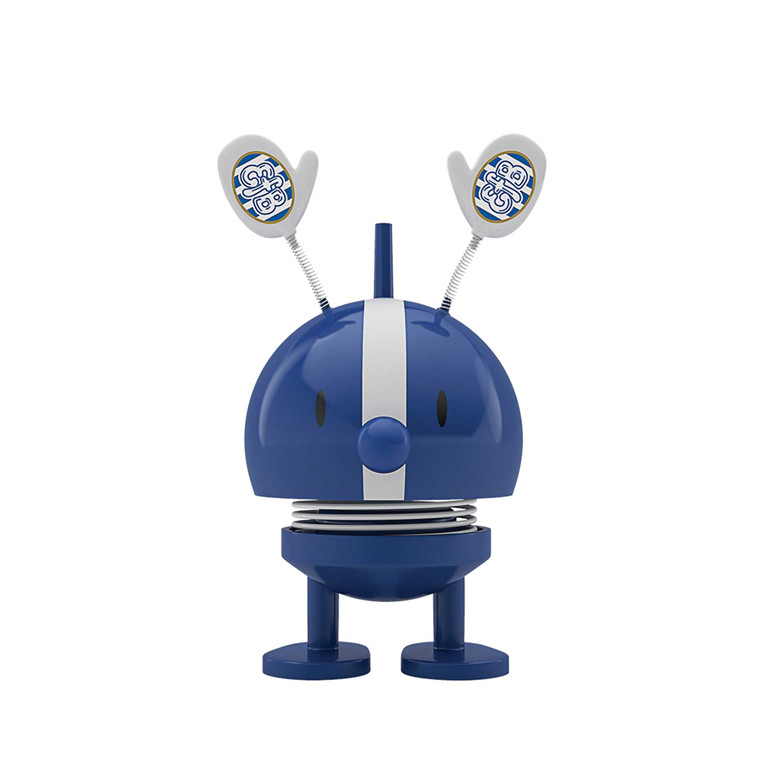HOPTIMIST Esbjerg FB Baby Supporter blå