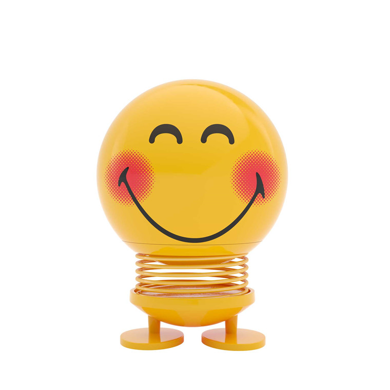 HOPTIMIST Smiley Blush