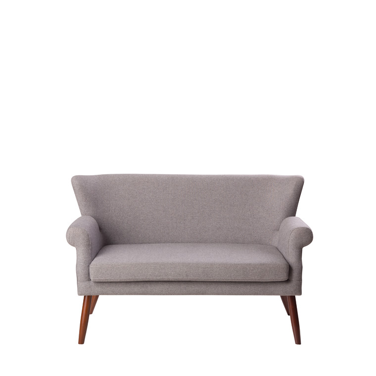 LONDON sofa grå