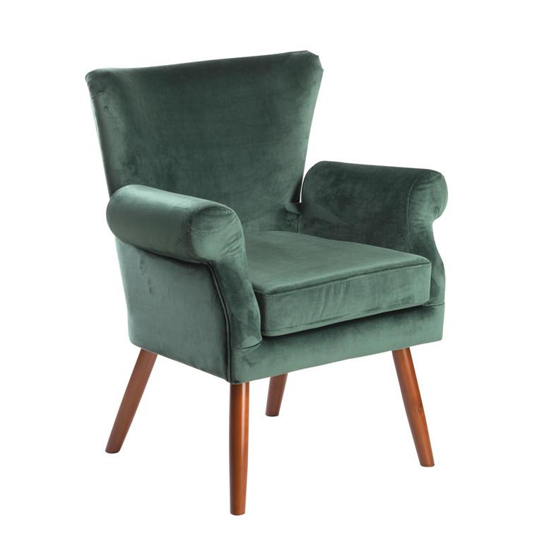 LONDON stol grøn