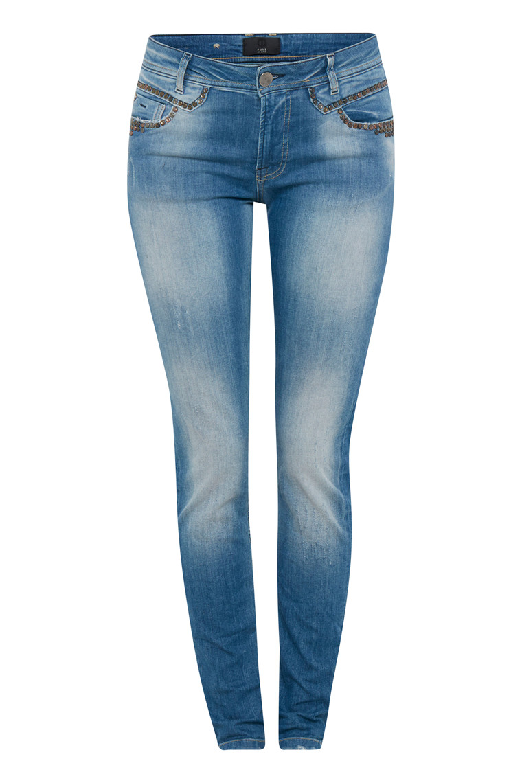 PULZ Estella highwaist jeans