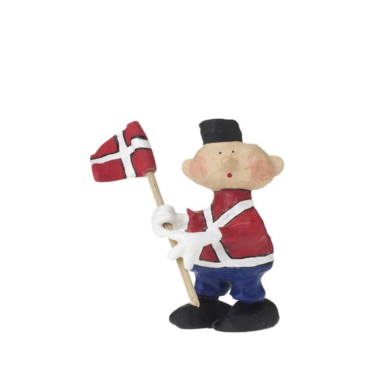 MEDUSA Snuffel Dreng m. flag