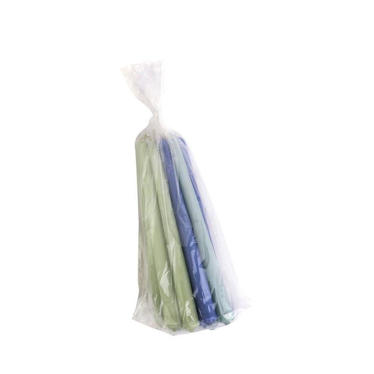 MEDUSA Drenge lys blå, 10 stk i pose